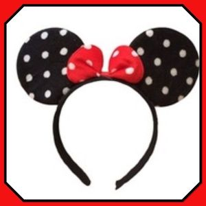 Other - ❤️New❤️Baby Minnie Mouse Ears❤️